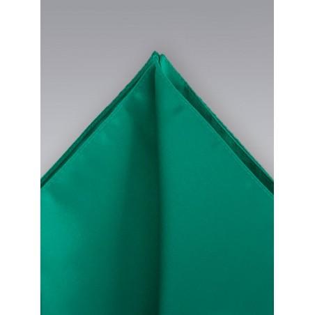 Pocket Squares -  Sea Green Hankie