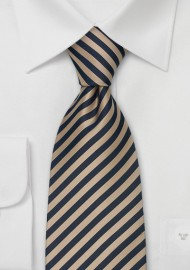"Narrow Striped Ties - Striped Necktie ""Signals"" by Parsely"