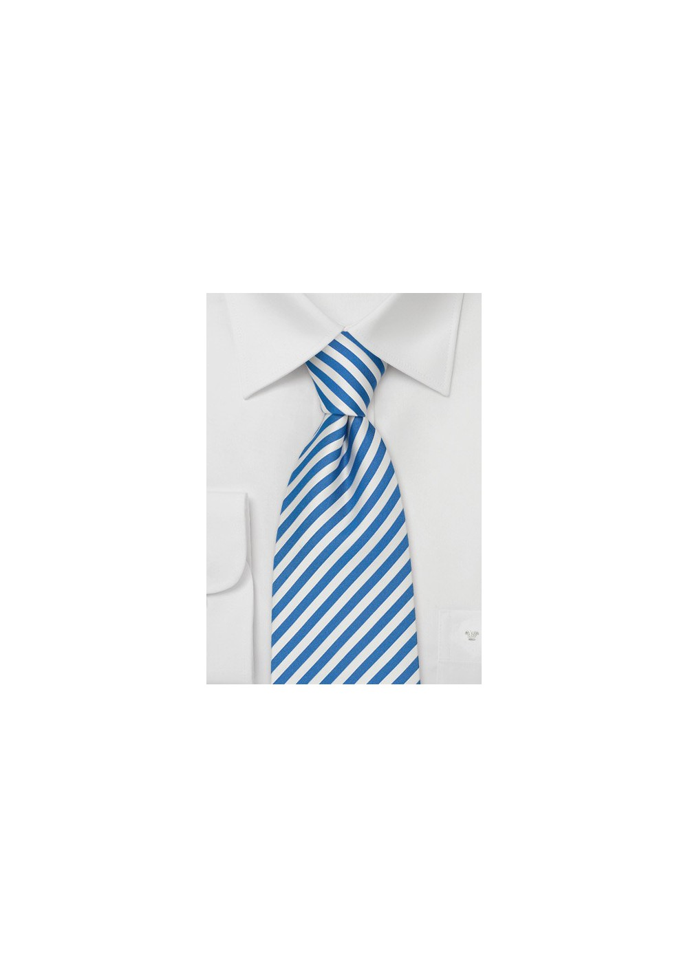 "Striped Neck Ties - Striped Tie ""Signals"" by Parsely"