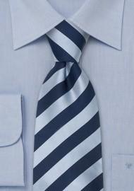 """Striped XL Neckties - Striped Tie """"Identity"""" by Parsley"""