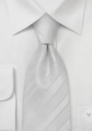 Ivory Silk Kids Tie