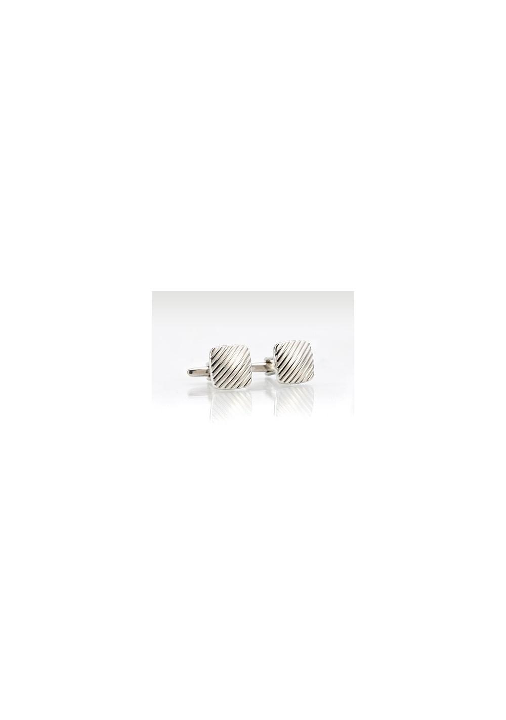 Silver Cufflinks by Mont Pellier