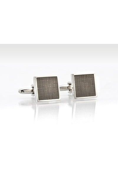 Designer Cufflinks in Silver & Bronze