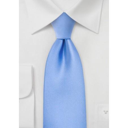 Bright Blue Kids Necktie