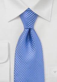 Cornflower Blue Kids Tie