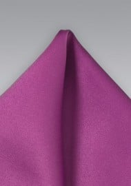 Elegant Purple Pocket Square