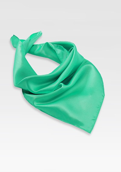 Jade Green Womens Scarf
