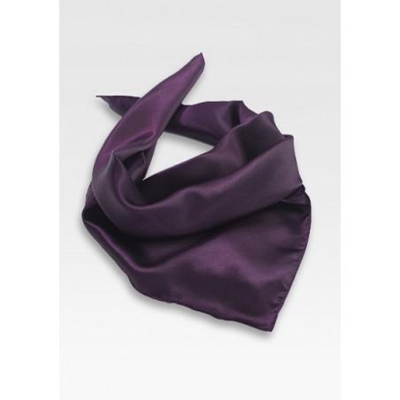 Women's Scarf in Berry Purple