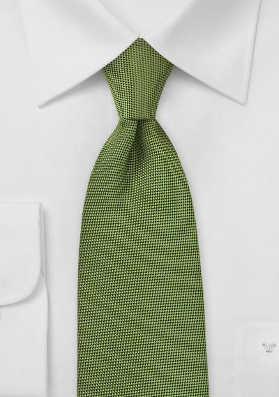 Rich Cypress Green Necktie