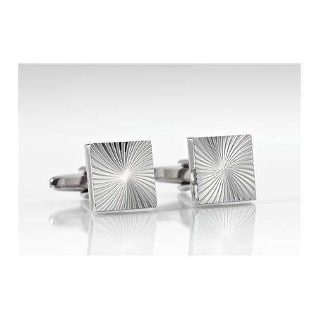 Art Deco Square Shaped Cufflinks