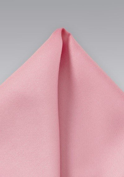 Vintage Blush Pocket Square