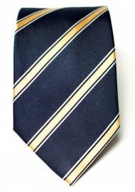Navy Military Necktie