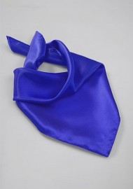 Women's Scarf in Marine Blue