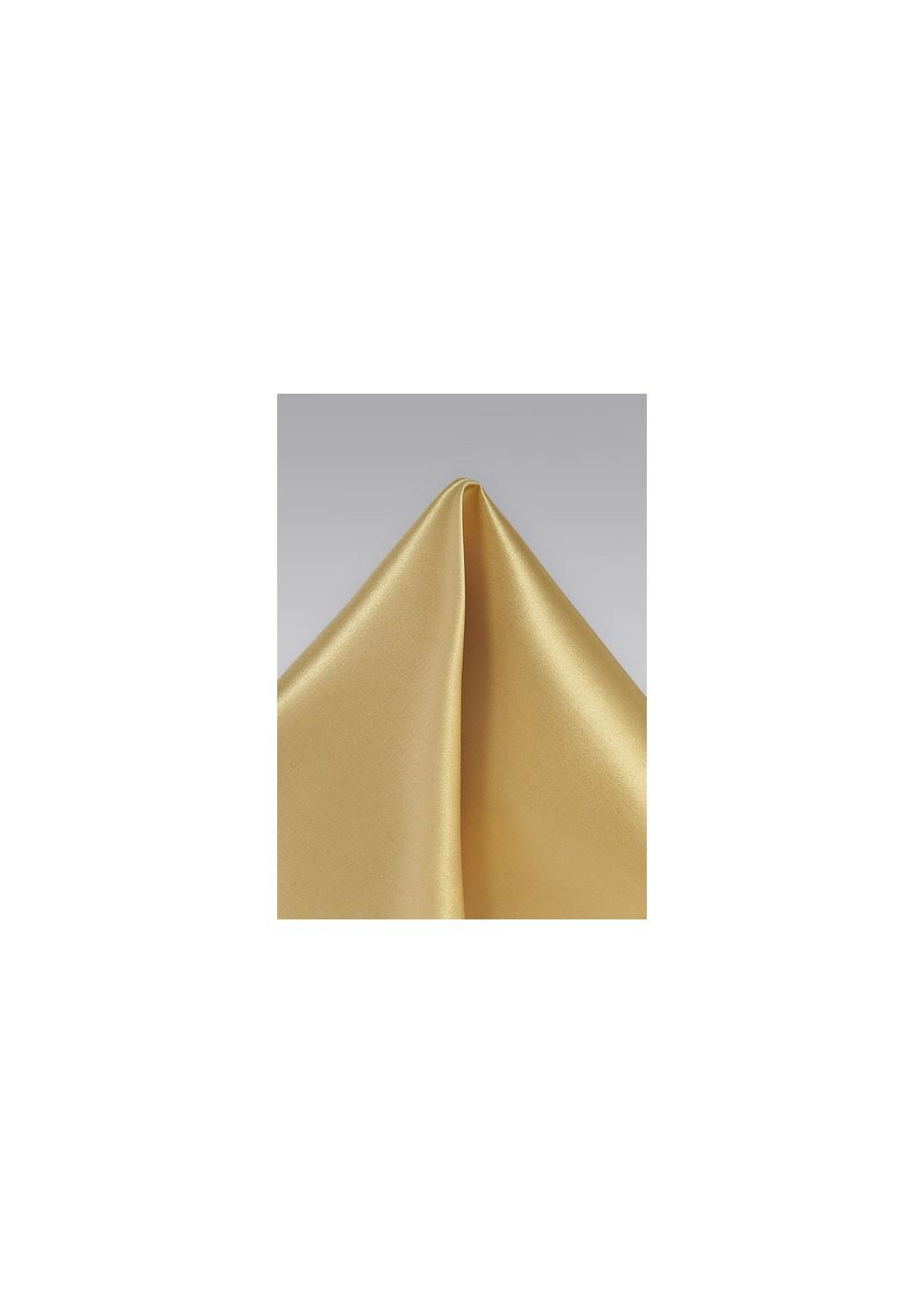 Solid Gold Bar Handkerchief