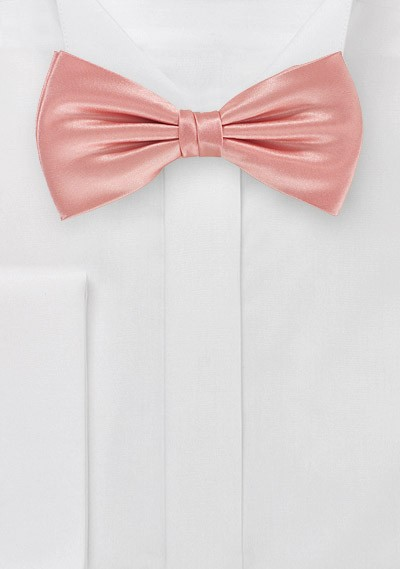 Bow Tie in Victorian Pink