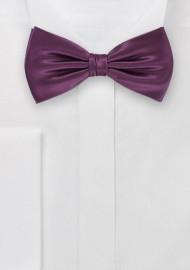 Spiced Wine Bow Tie