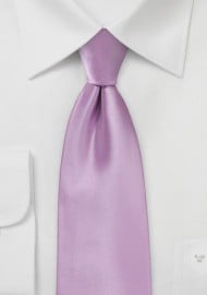 Royal Bloom Colored Extra Long Tie