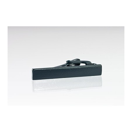 Dark Navy Narrow Tie Bar