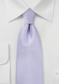 Pastel Lilac Hued Summer Tie