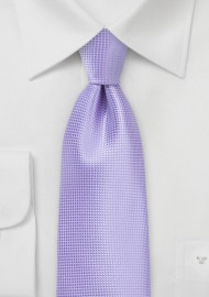 Summer Tie in Violet Tulip