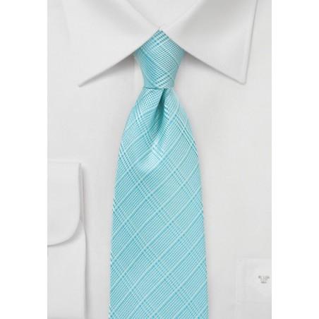 Summer Necktie in Radiant Blue