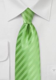 Midori Green Hued Kids Tie