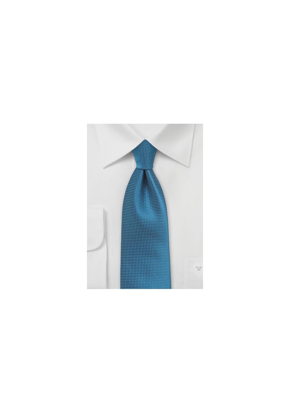 Ink Blue Colored Necktie