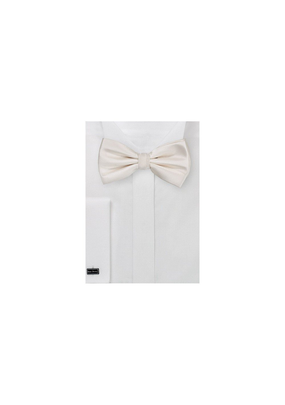 Ivory Colored Kids Bow Tie