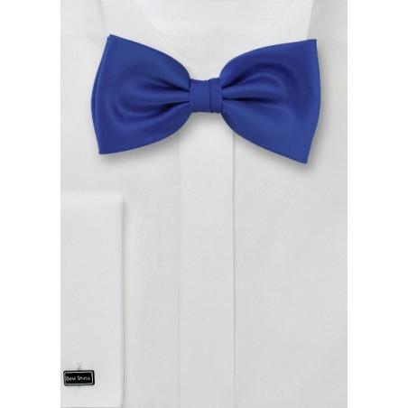Azure-Blue Kids Bow Tie