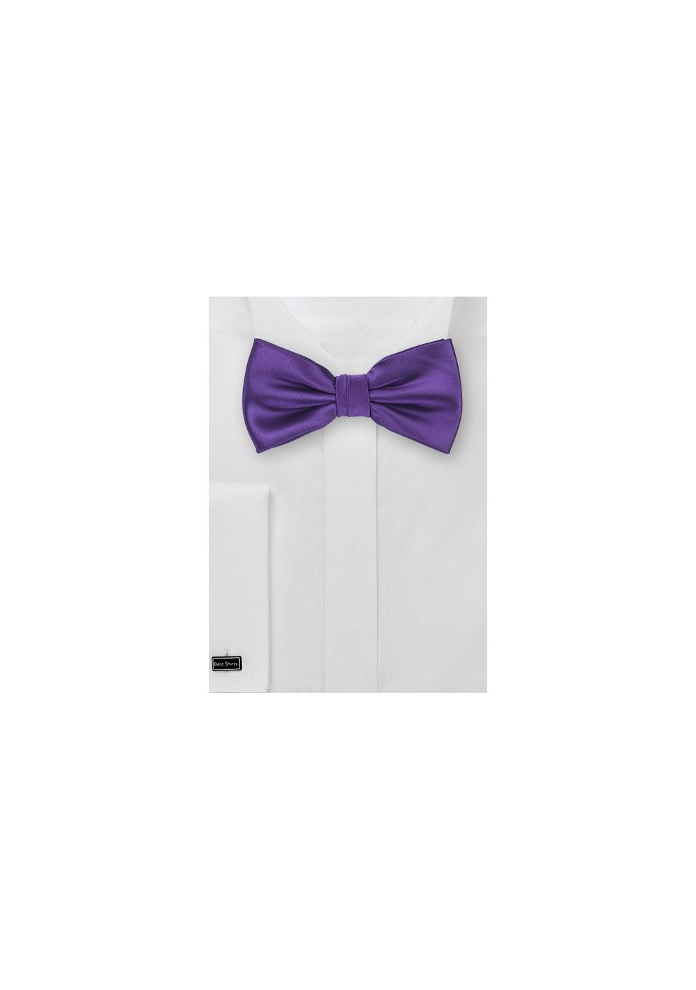 Regency Purple Bow Tie for Kids
