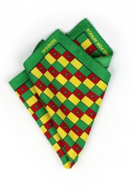 Senegal Pocket Square