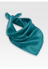 Women's Scarf in Oasis Blue