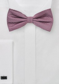 Pin Dotted Bow Tie in Renaissance