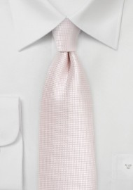 Kids Tie in Heavenly Pink