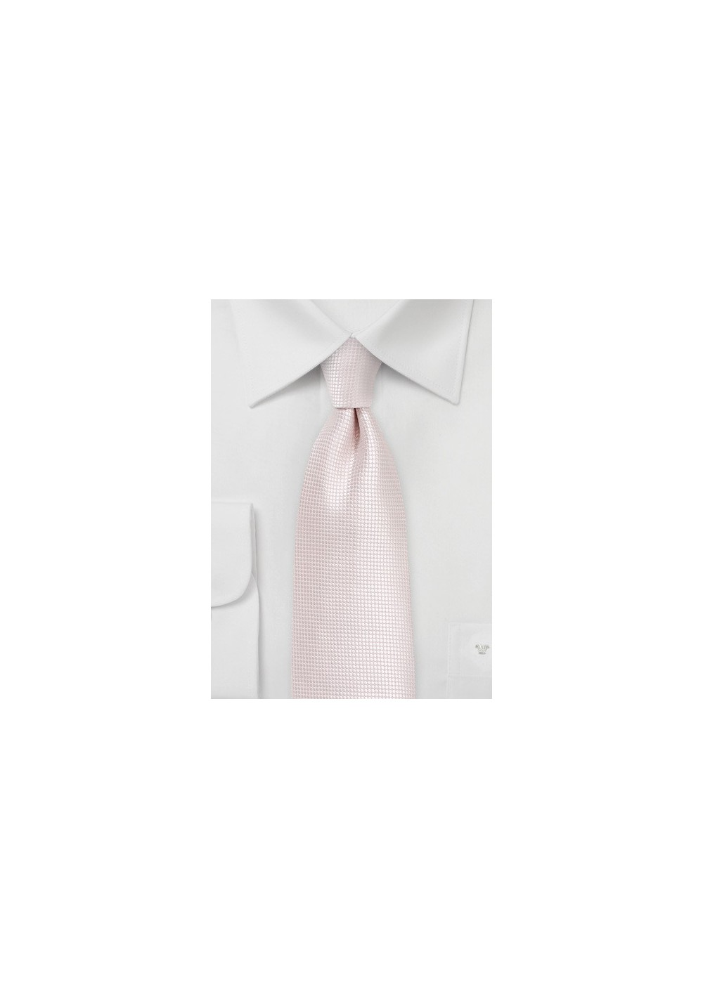 Kids Tie in Heavenly Pink