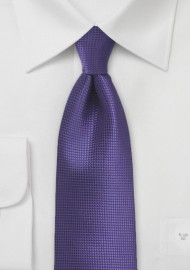 Violet Grape Kids Tie
