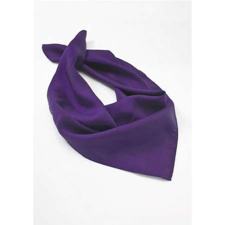 Regency Purple Womens Scarf