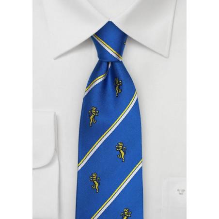 Alpha Epsilon Pi Tie in Silk