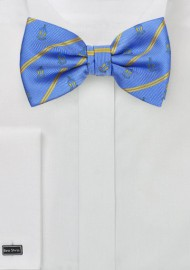 Striped Bow Tie for Alpha Tau Omega