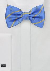 Striped Bow Tie for Alpha Tau Omega