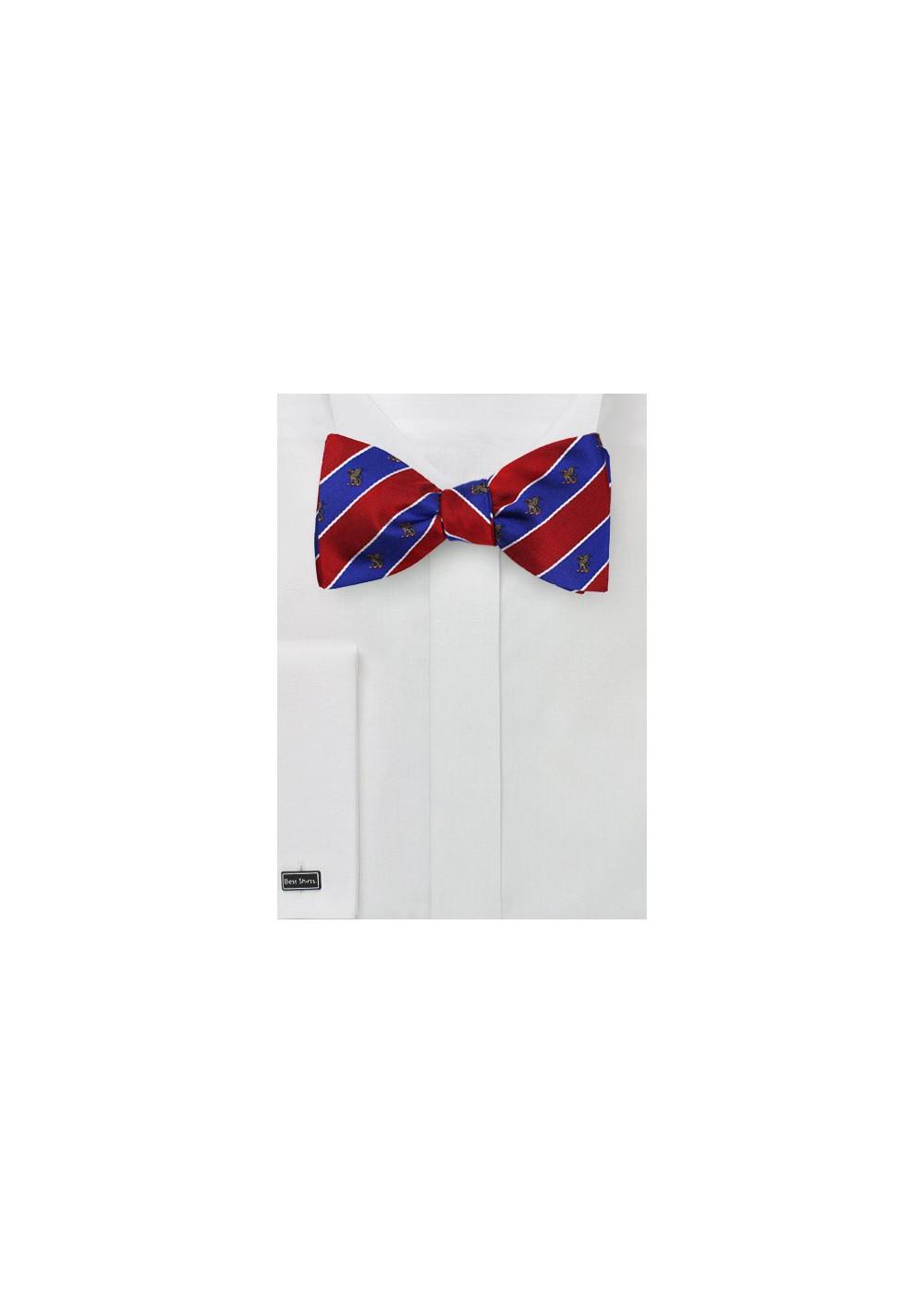 Silk Bow Tie for Beta Theta Pi