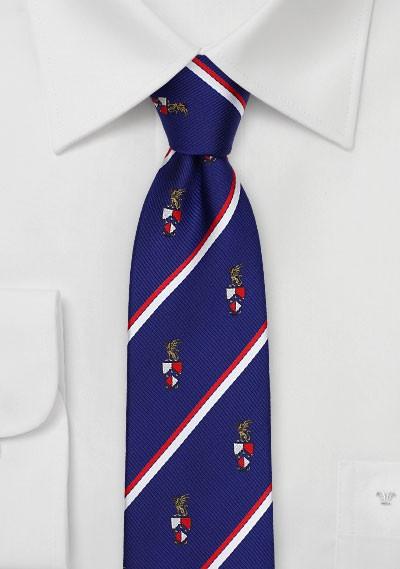 Skinny Tie for Beta Theta Pi