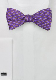 Self Tied Bow Tie for Delta Tau Delta