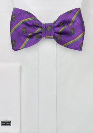 Striped Bow Tie for Lambda Chi Alpha