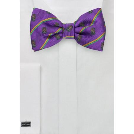 Striped Bow Tie for Lambda Chi Alpha