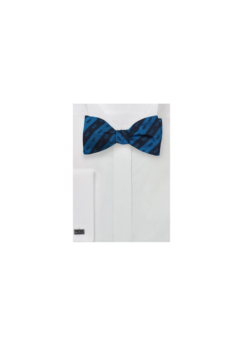 Self Tie Silk Bow Tie for Phi Delta Theta