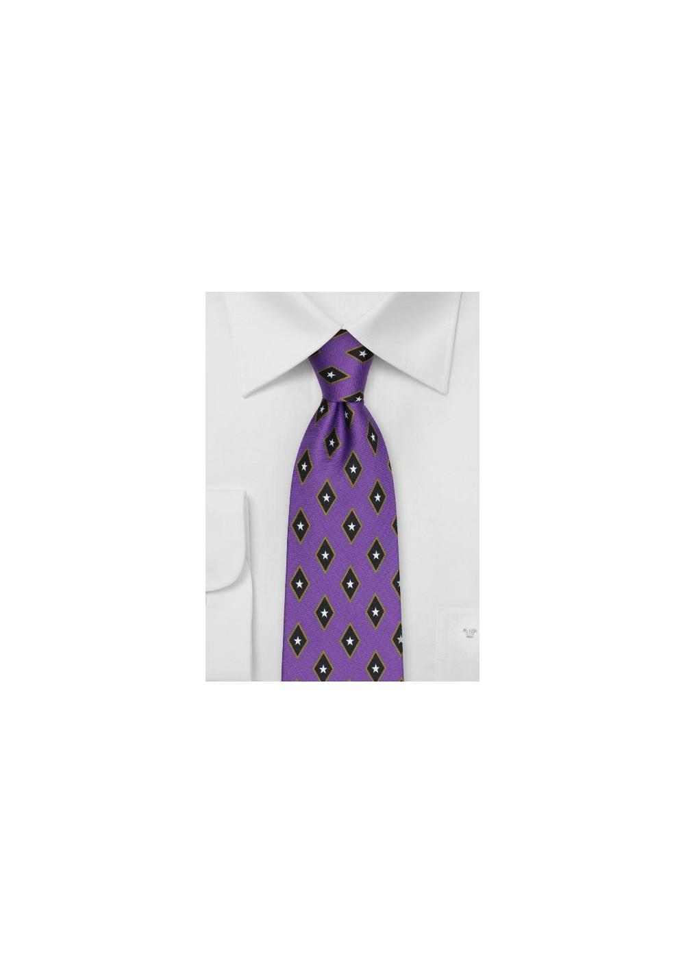 Phi Gamma Delta Silk Tie