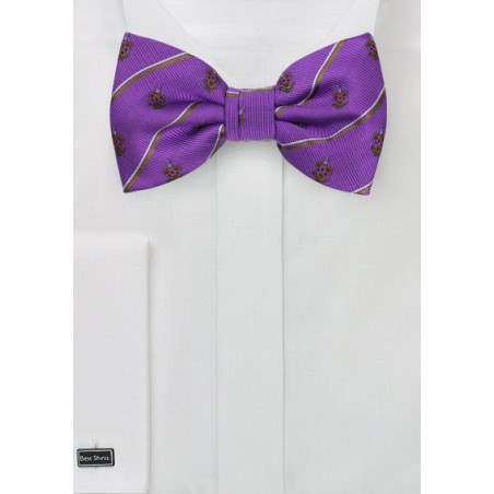 Coat of Arms Bowtie for Phi Gamma Delta