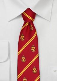 Skinny Designer Tie for Phi Kappa Tau