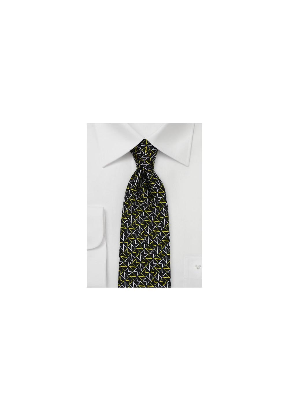 Silk Necktie for Sigma Nu